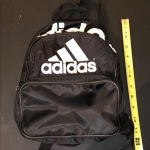 Small Adidas backpack purse